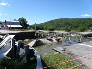 Vermont Route 30 in Hubbardton