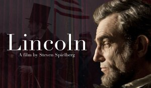 Daniel Day-Lewis as Lincoln.