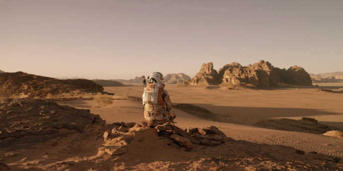 The Martian image