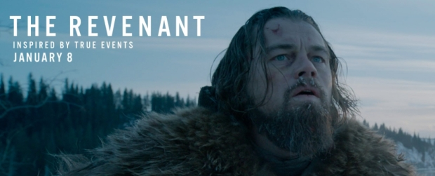 DiCaprio in The Revenant