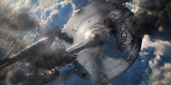 The Enterprise is left a smoldering ruin in the first 20 minutes of Star Trek Beyond... and so is the Star Trek franchise.